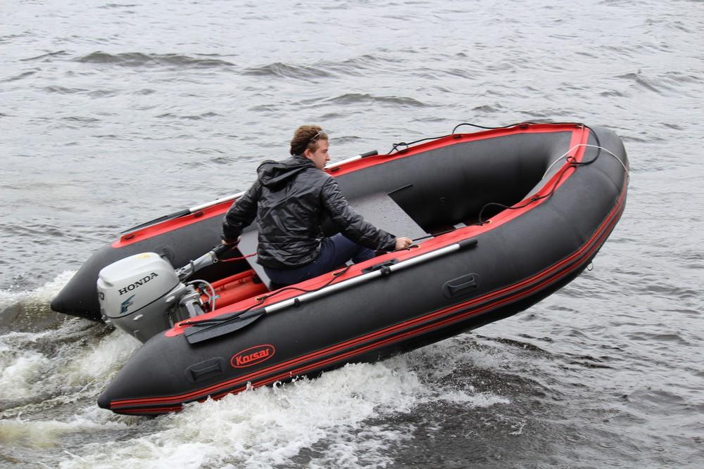 Купить Лодка ПВХ Командор «KMD-380Pro» по цене : описание, технические  характеристики, фото — «Мнев и Ко»